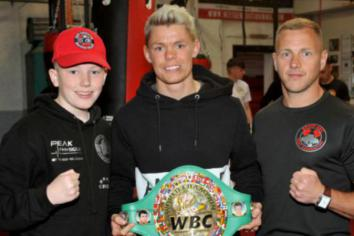 Braid ABC's big fight night in Tullyglass