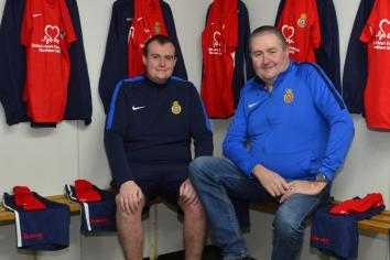 One club man - grass roots football needs more people like Davy Craig