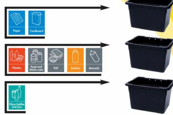 New recycling guidelines come into force