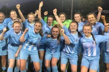 Sky Blues Ladies' season on hold – but spirits remain high!