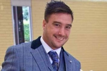 Jason's family thank locals for support