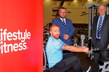 United's deal with Lifestyle Fitness
