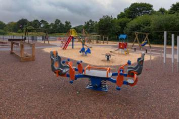 Swings and roundabouts! Playparks to open up
