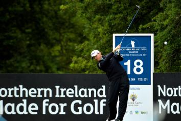 N.I. Open at Galgorm Castle Golf Club in September