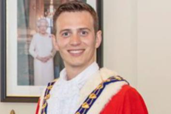 Mayor hopes for cracking County Antrim Junior Shield final