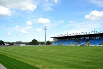 'Mid and East Antrim United' hoping to secure stadia funding