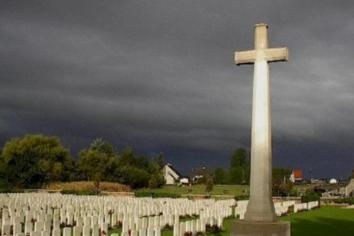 The forgotten Battle - August 1917