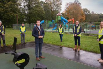 People's Park play areas to be closed until Easter 2021 as renewal project begins