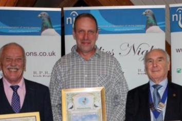 Loft Feature on C & D Jackson of Kells & District Homing Pigeon Society
