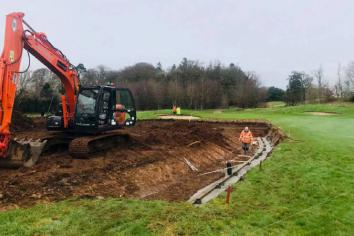 New phase under construction at Galgorm Castle GC