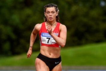 Lauren sets 2021 sights on World and Europeans