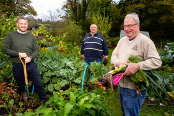 Moy Park grant for locals