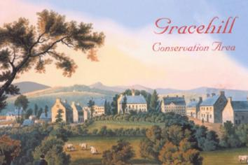 Historic Gracehill walks prove a great success with local public