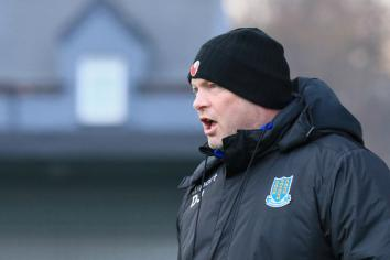 Ballymena United's game with League leaders Linfied is postponed