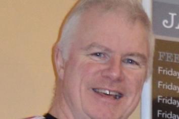 McDonald's IFA Grassroots Football People's Award success for Carniny's Billy O'Flaherty