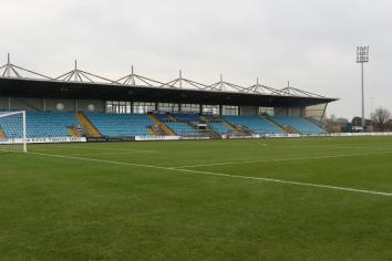 Ballymena United's game with Crusaders is postponed!
