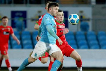 Ballymena United's Shay McCartan signs two year contract extension!