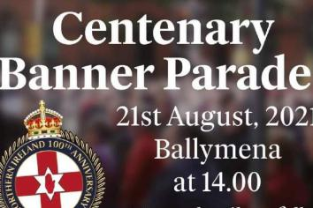 Centenary parade planned