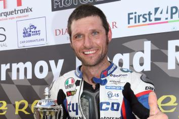 Guy Martin coming to Armoy Road Races?