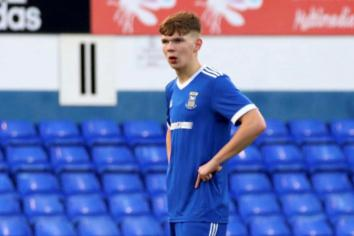 Cameron and Ipswich Town U-18s book Youth Cup semi-final place
