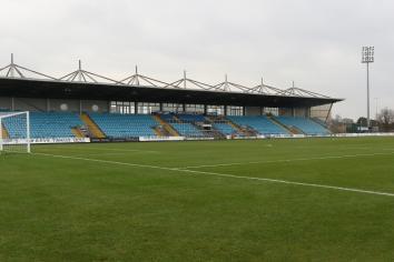 Ballymena United home to Dergview in Irish Cup quarter-final