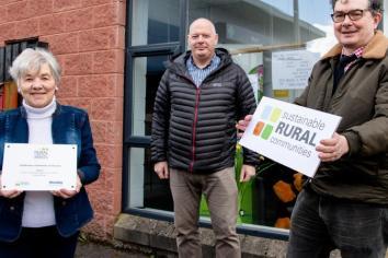 Grand prize awarded to Cullybackey Partnership