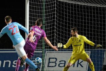 Ballymena United v Linfield in Irish Cup semi-final