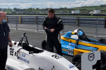 Fourteen race programme at Kirkistown this Saturday