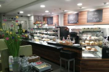 Delicious home made treats, sensational savouries and great coffee at Wildflower Bakery & Coffee Shop