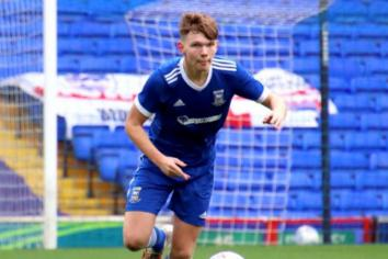 Broughshane teen signs professional contract with Ipswich Town