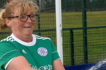 Hockey legend Mary Glass stands down after over 20 years service in the sport she loves
