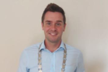 James is new President of Ballymena Rotary Club