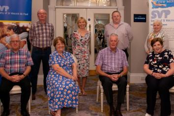 St Vincent de Paul member roadshow visits Ballymena
