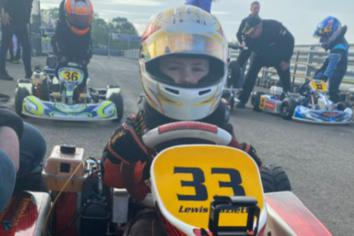 Karting success continues for Lewis (6)