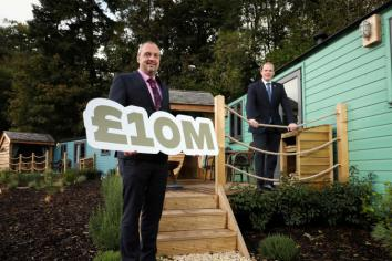 Galgorm Collection expands luxury outdoor accommodation offering in new £10 million investment