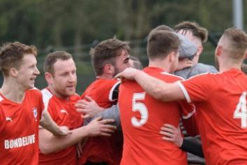 FC Antrim through in Zala Cup!