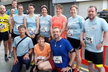 Mark retains Fairhill 5 Mile title
