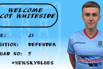 Whiteside joins United