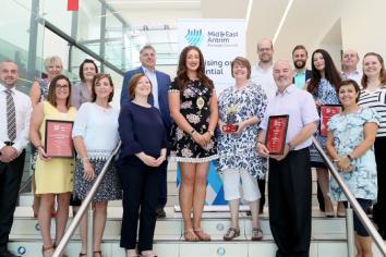 Local success at Tourism NI awards
