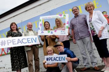 Ballymena gets in frame with new dementia project