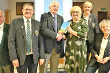 'Jewel of the Glens' book launch