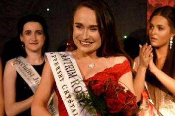 Antrim Rose Roisin sets her sights on Tralee