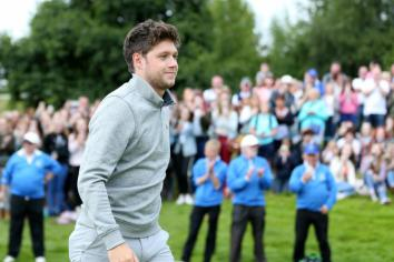Niall Horan headlining Pro-Am at Galgorm Resort and Spa Northern Ireland Open!