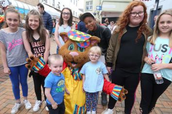 Summer Carnival Rolls into Town