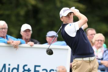 NI Open Ambassador Hoey shows a return to form