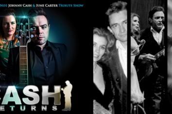 'Cash' returns to Braid Arts Centre