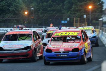 McConnell claims F2 Stock Car Moffett Shield at Raceway