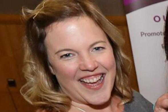 Local mum Jess wins Positive Birth Award