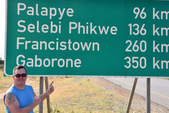 Positivity among hard pressed farmers impresses local agri journalist as he tours South Africa