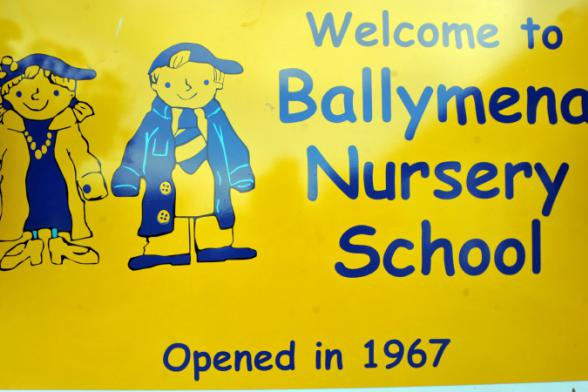 Ballymena Nursery gets a 'Gold Star' report